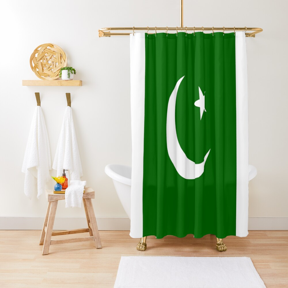 Pakistan Shower Curtain