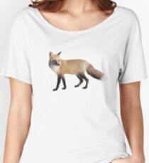 Fox on Sage Relaxed Fit T-Shirt