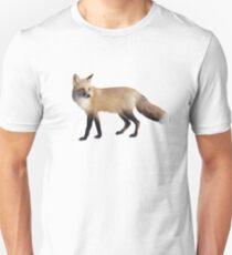 Fox on Sage Slim Fit T-Shirt