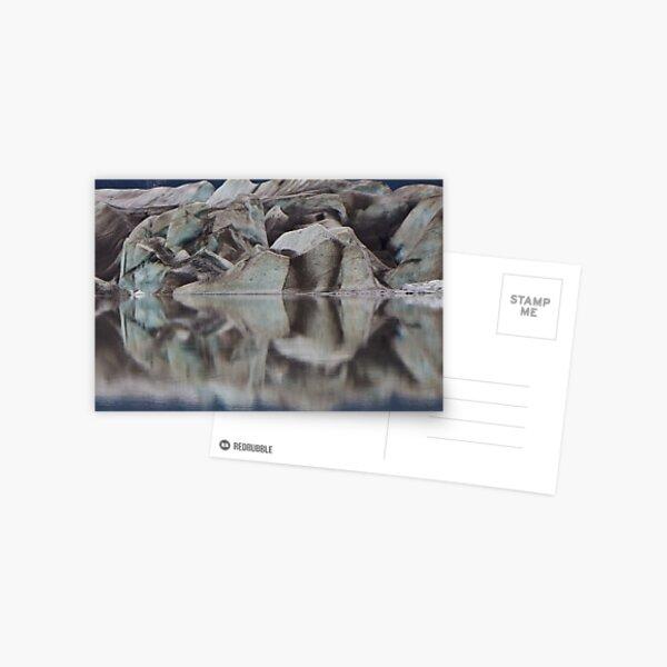 Glacier Face Postcard