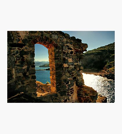 Ligurian Sun Photographic Print