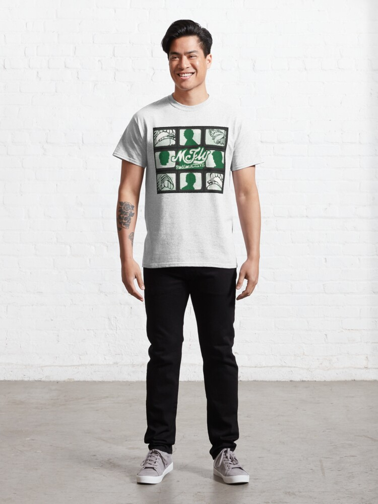 Alternate view of McFly, Radioactive Classic T-Shirt