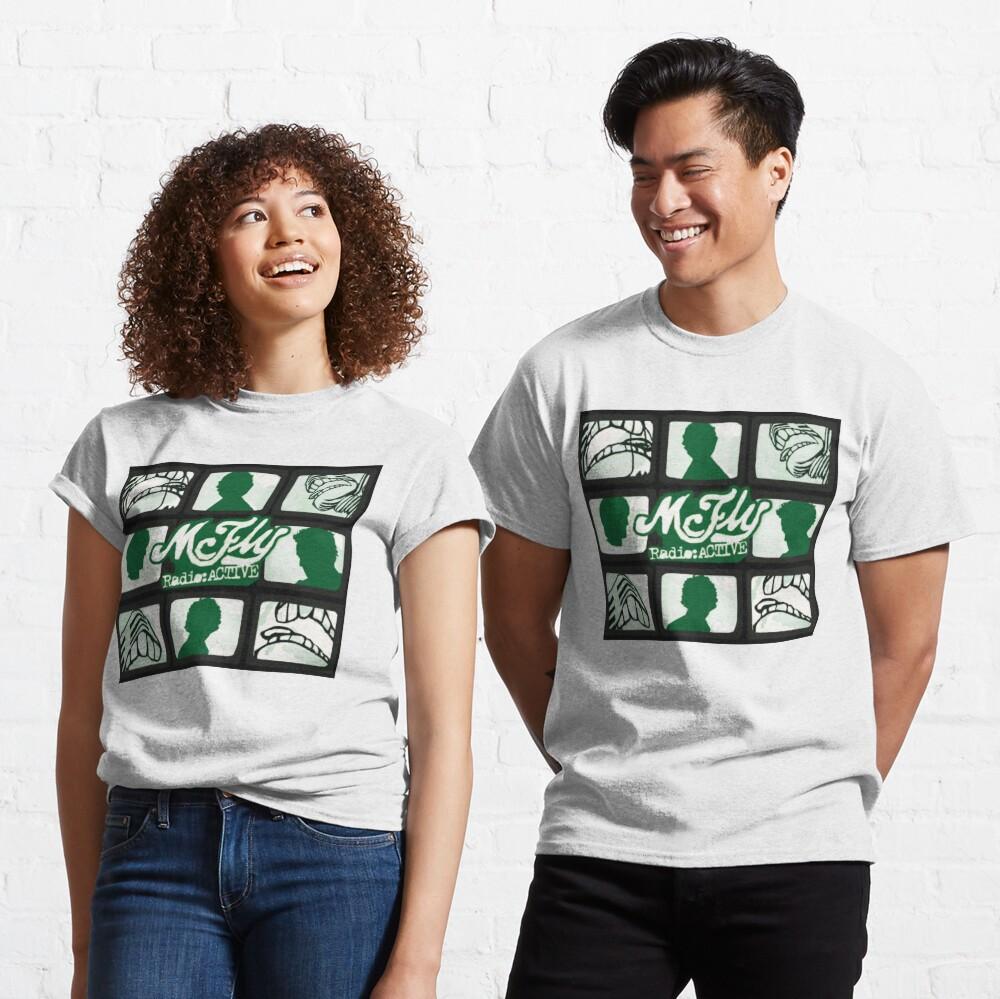 McFly, Radioactive Classic T-Shirt