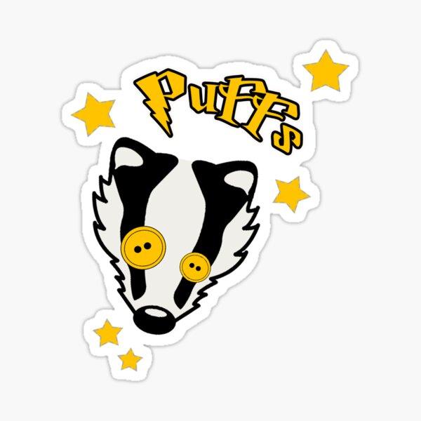 Puff Sticker