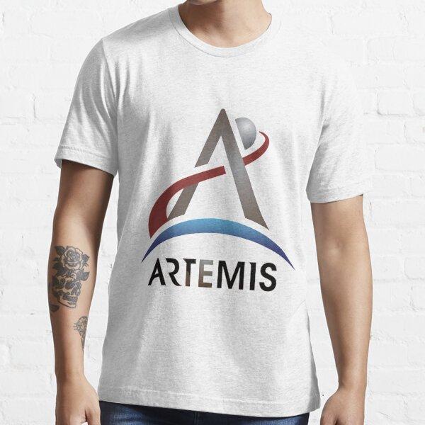 Artemis New NASA Official Logo Essential T-Shirt