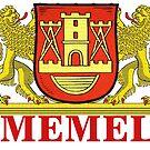 Memel coat of arms by edsimoneit