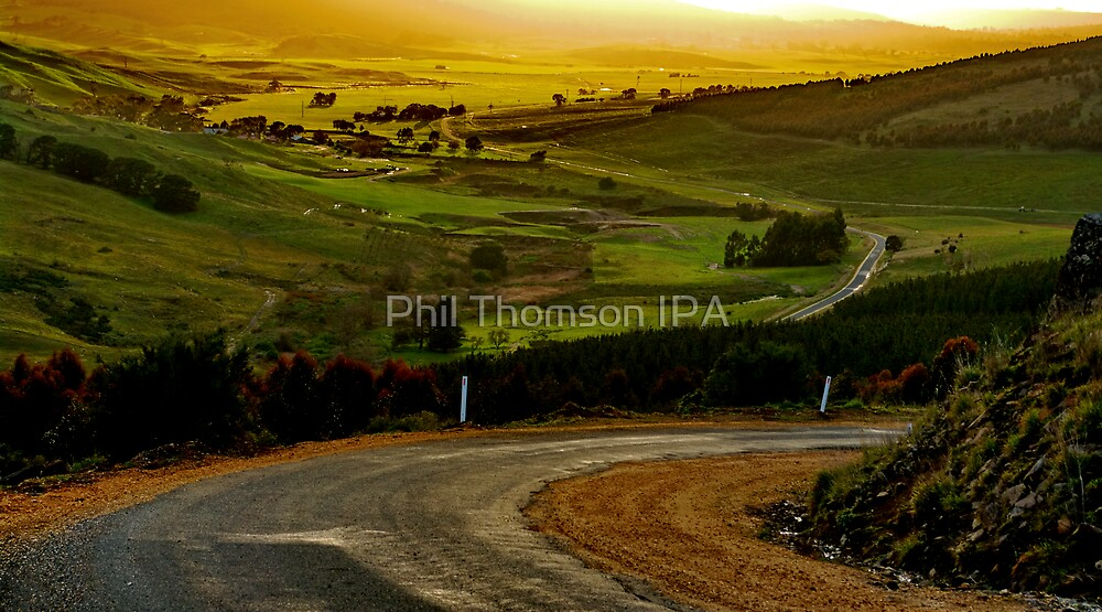 """""""Peace In The Valley"""" by Phil Thomson IPA"""