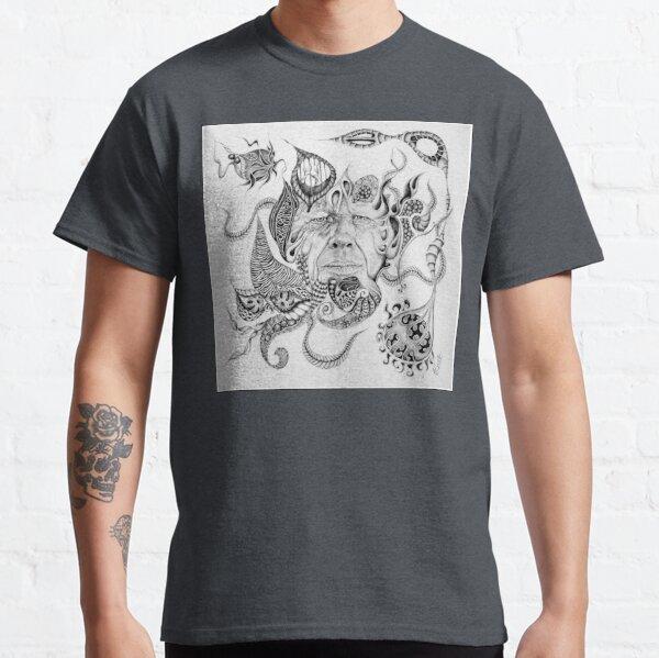 Charles Branson, Le regard et l'onirisme T-shirt classique