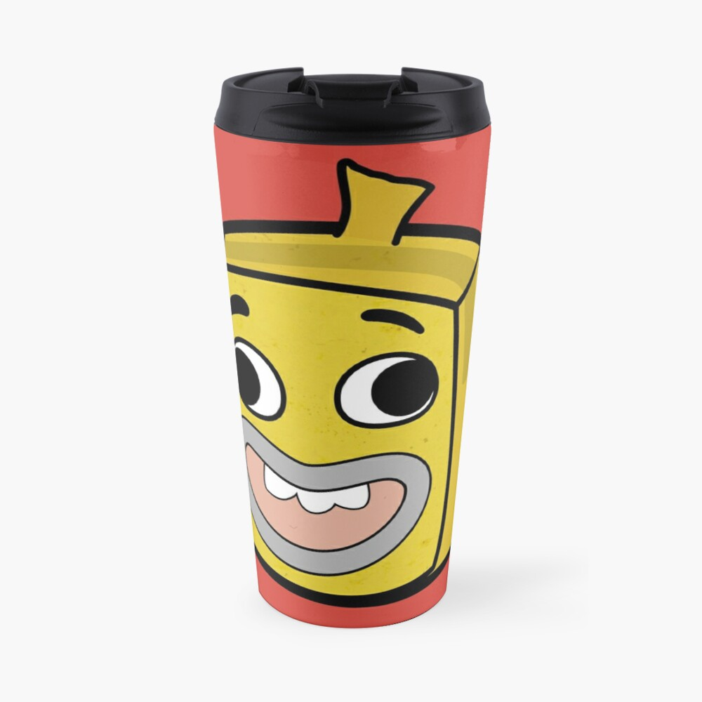 Banana Joe - The Amazing World of Gumball Boxheadz Travel Mug