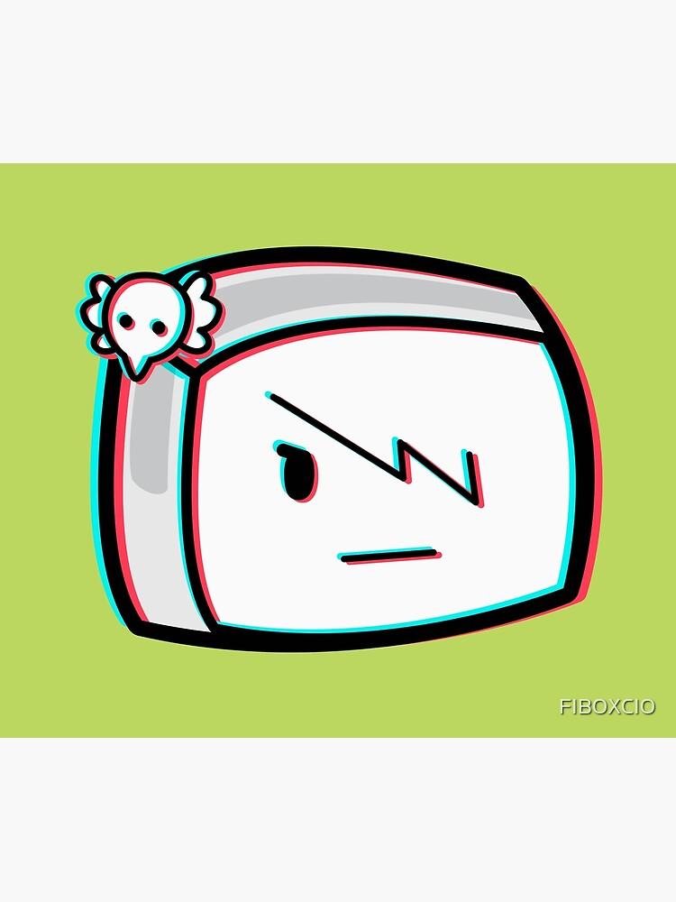 Carrie Krueger - The Amazing World of Gumball Boxheadz by FIBOXCIO
