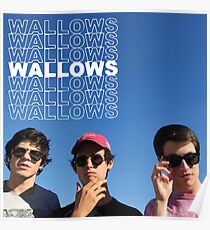 WALLOWSWALLOWSWALLOWS Poster