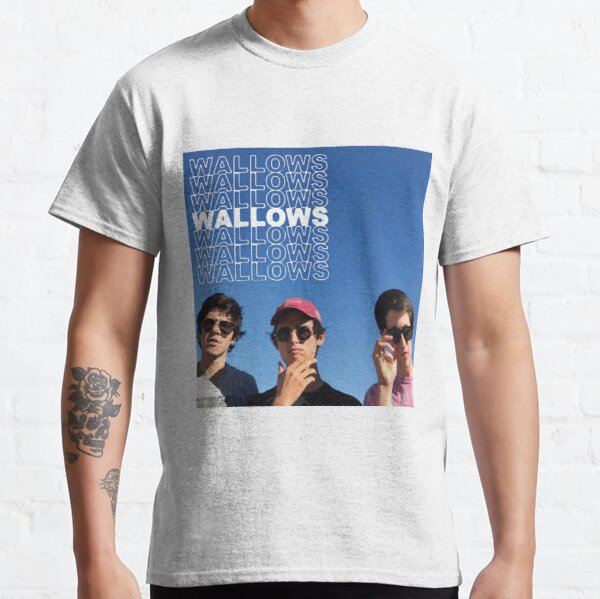 WALLOWSWALLOWSWALLOWS Camiseta clásica