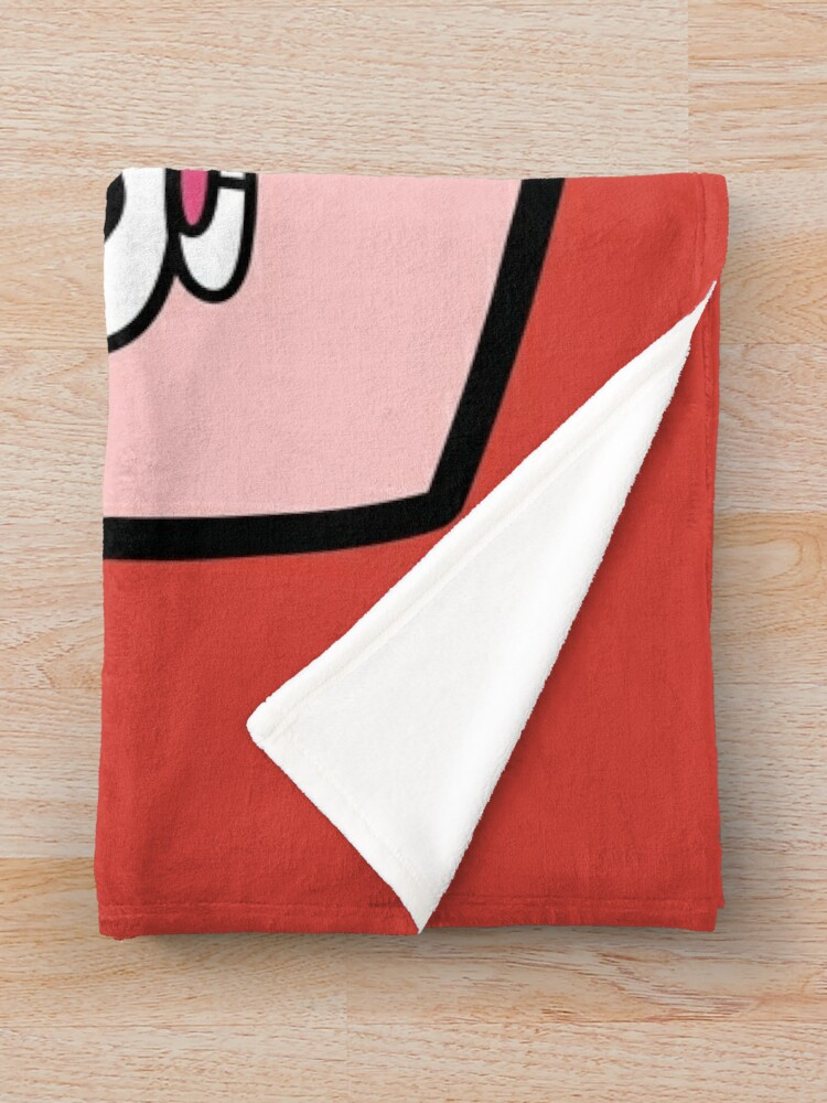 Alternate view of Anais Watterson - The Amazing World of Gumball Boxheadz Throw Blanket