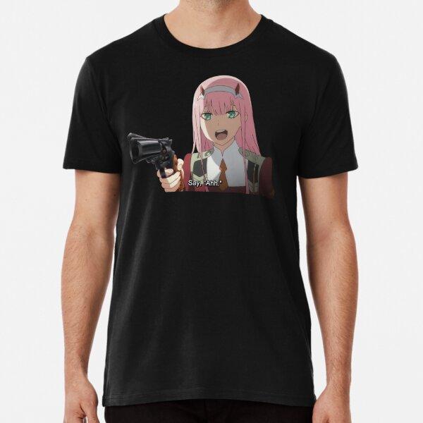 """Say, Ahh"" Premium T-Shirt"