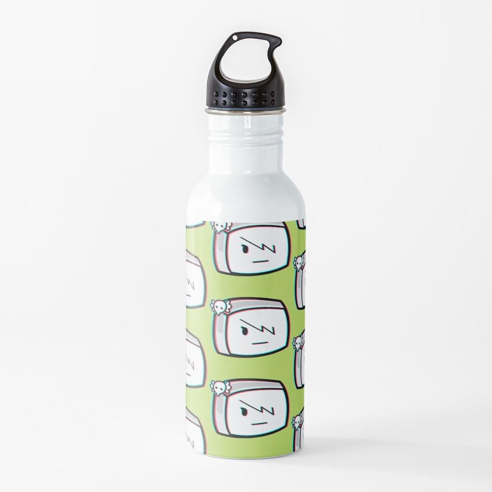 Carrie Krueger - The Amazing World of Gumball Boxheadz Water Bottle