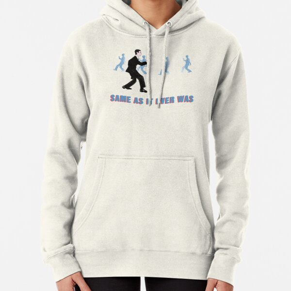 Talking Heads - Once In A Lifetime Walk Pullover Hoodie