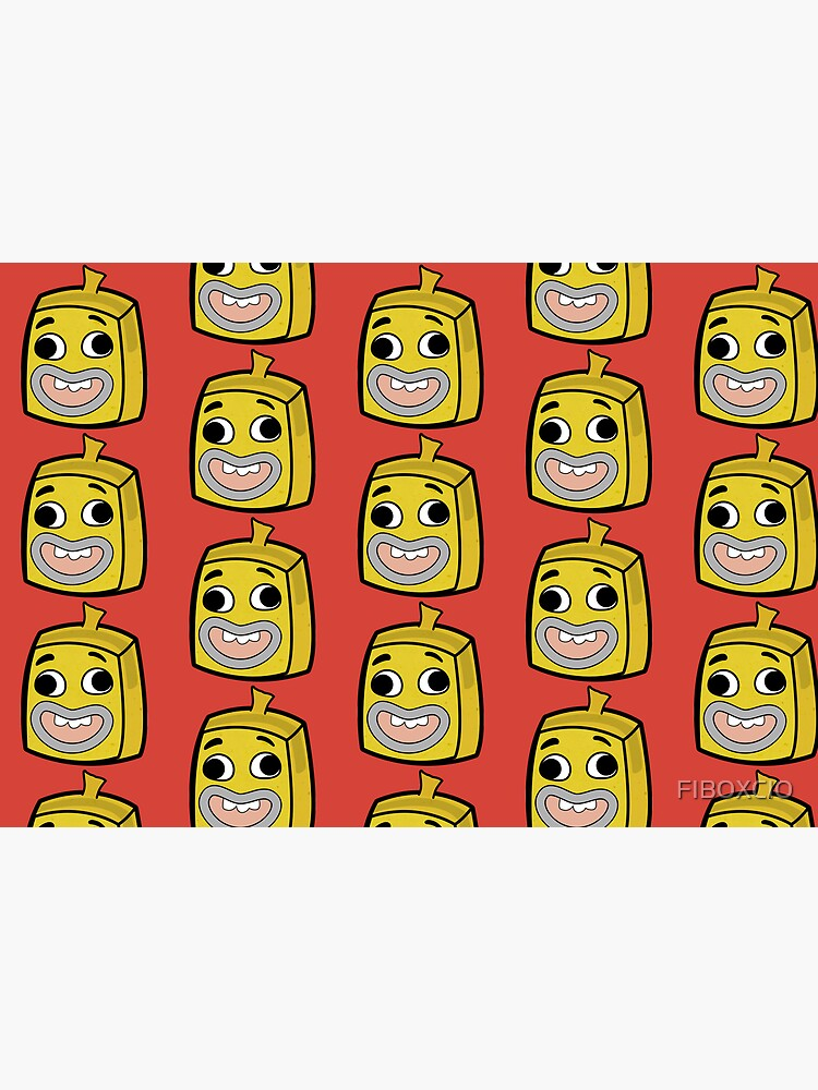 Banana Joe - The Amazing World of Gumball Boxheadz by FIBOXCIO