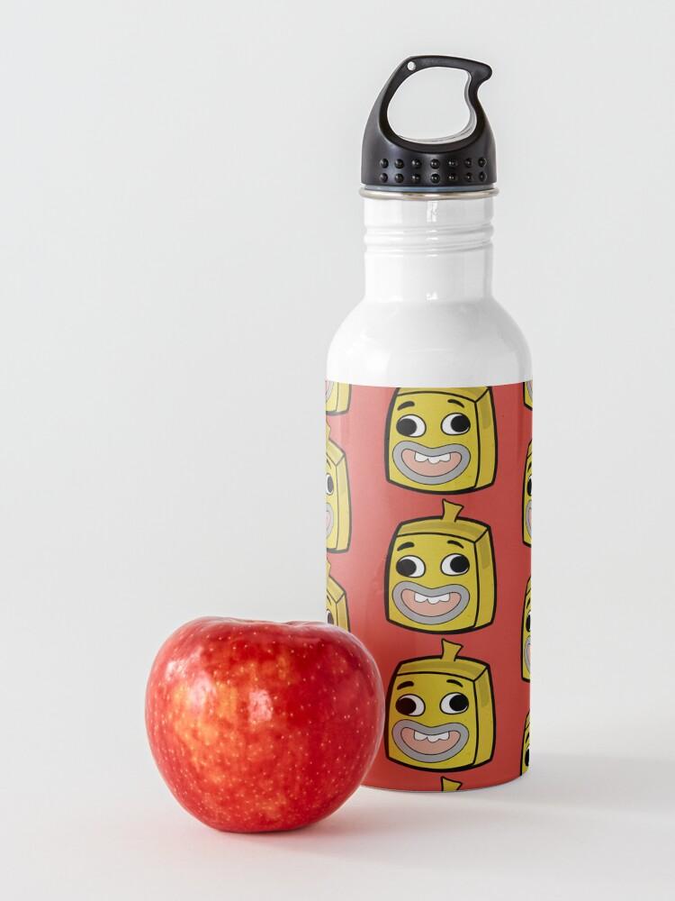 Alternate view of Banana Joe - The Amazing World of Gumball Boxheadz Water Bottle