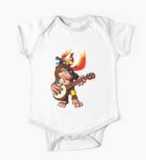 Banjo-Kazooie One Piece - Short Sleeve