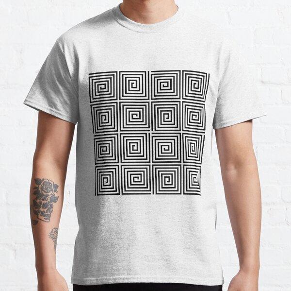 Optical Illusion Classic T-Shirt