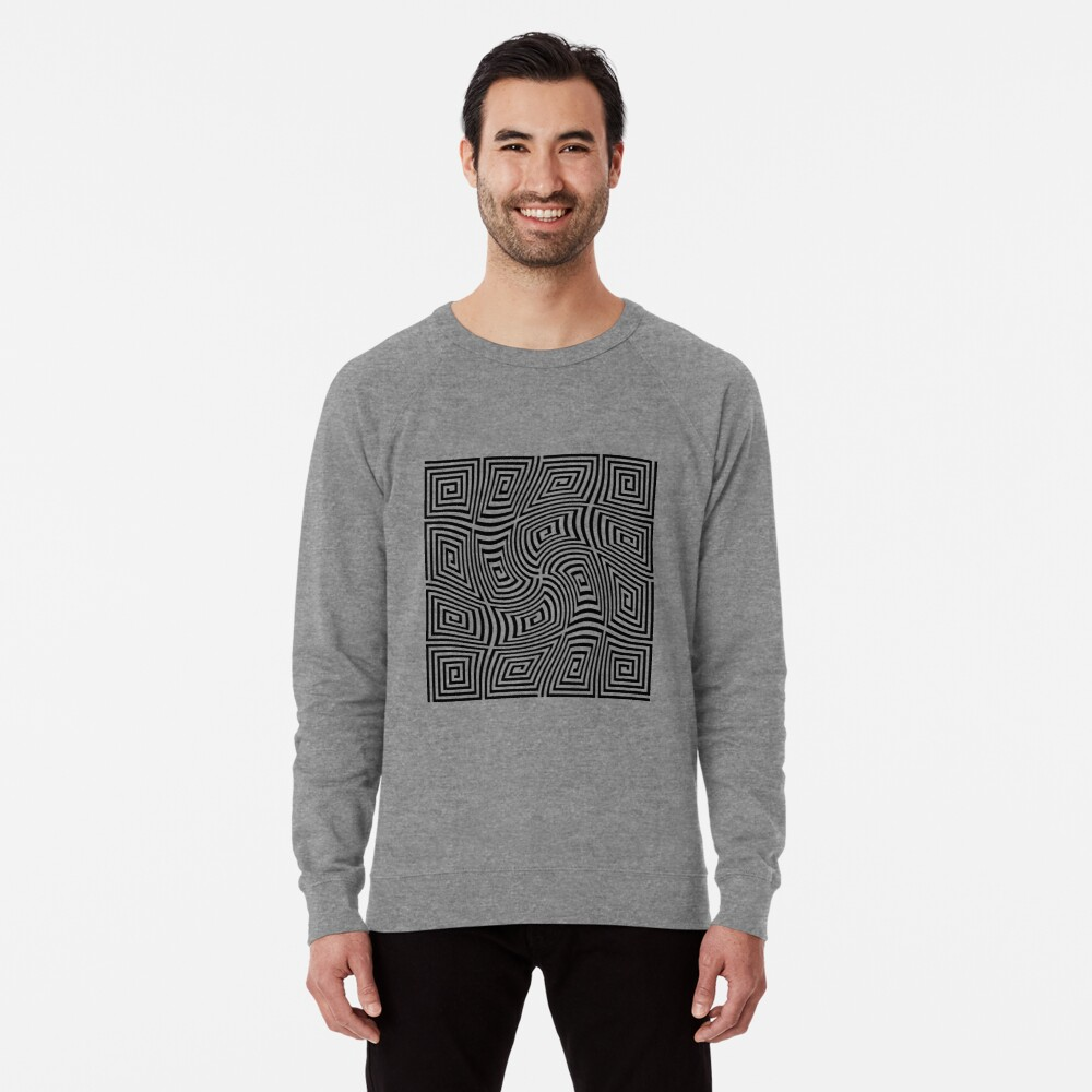Optical Illusions,  ssrco,lightweight_sweatshirt,mens,heather_grey_lightweight_raglan_sweatshirt,front,square_three_quarter,x1000-bg,f8f8f8