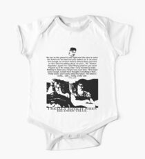 Sleep well (even though the future is in danger...) Kids Clothes