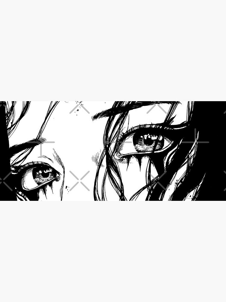 Manga eyes by zerplin