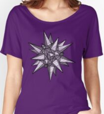 Geo Node One Women's Relaxed Fit T-Shirt
