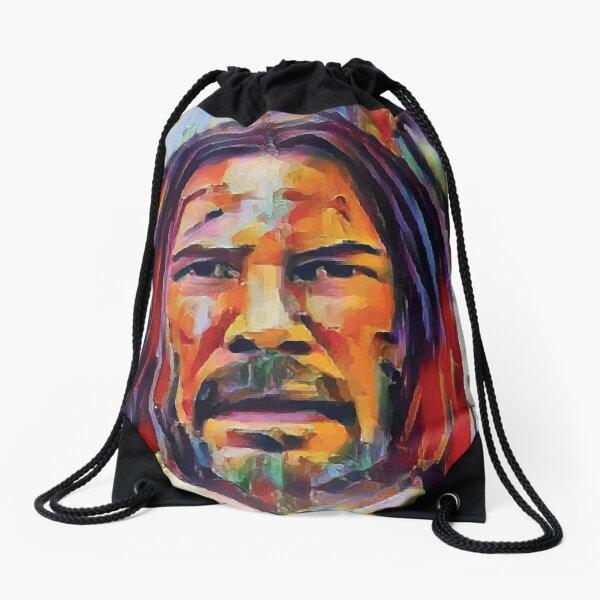 John Art Drawstring Bag
