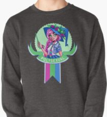 I was sorted into the Polysexual House Pullover Sweatshirt