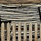 Shadow stripes by Erika Gouws
