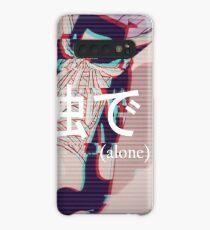 alone Case/Skin for Samsung Galaxy