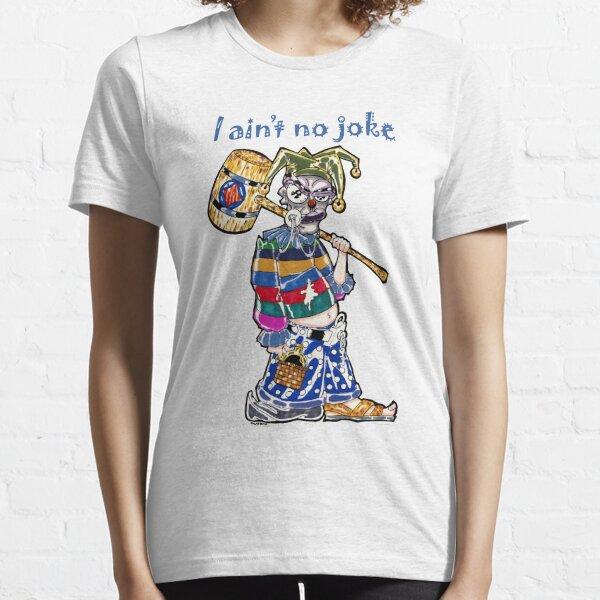 Joker, Clown with attitude Essential T-Shirt
