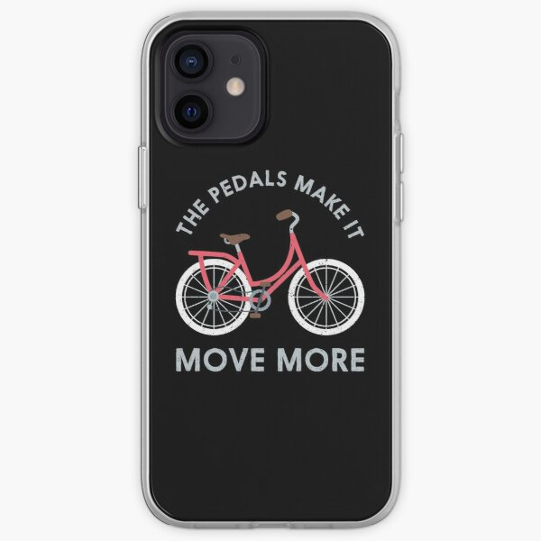 The Pedals Make It Move More | Schitt's Creek Quote iPhone Soft Case