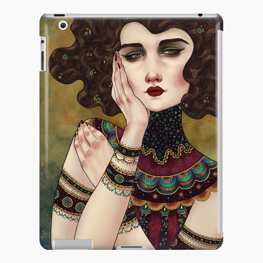 Klimt Muses 5 iPad Case & Skin