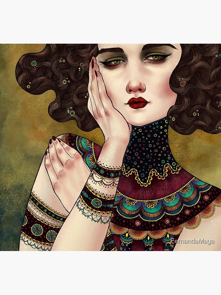 Klimt Muses 5 by FernandaMaya