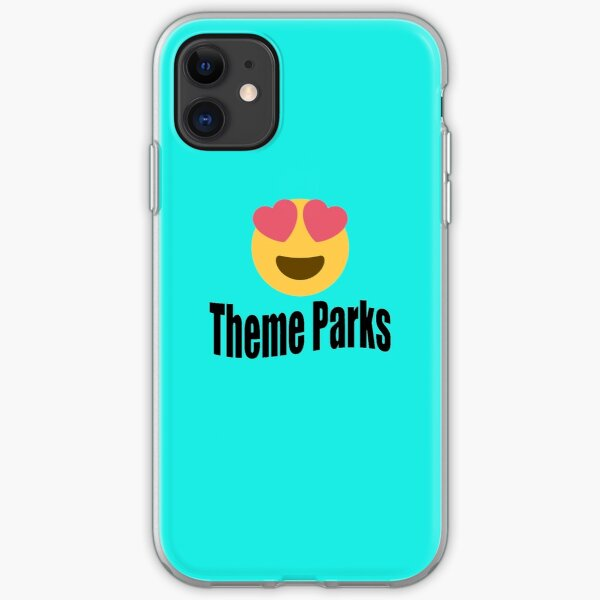 I love theme parks iPhone Soft Case