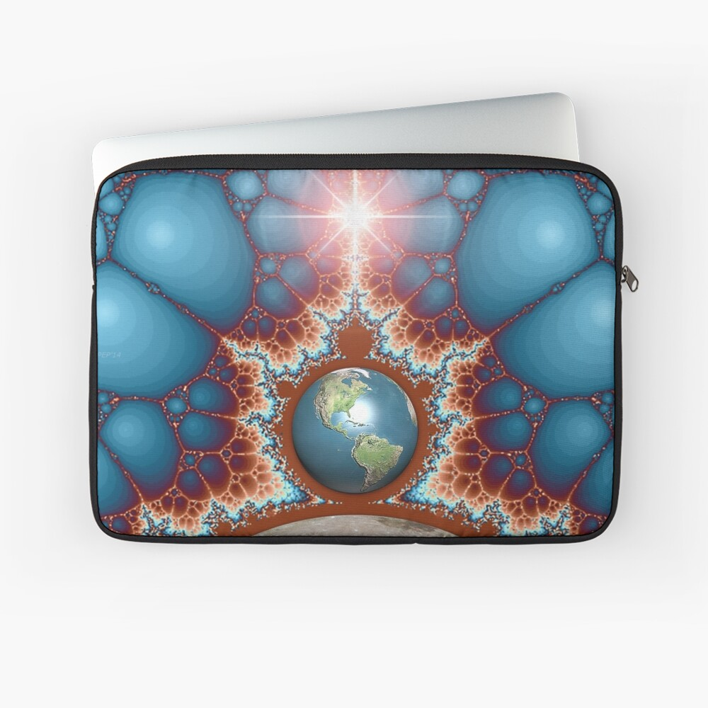 Gift From God Laptop Sleeve Front