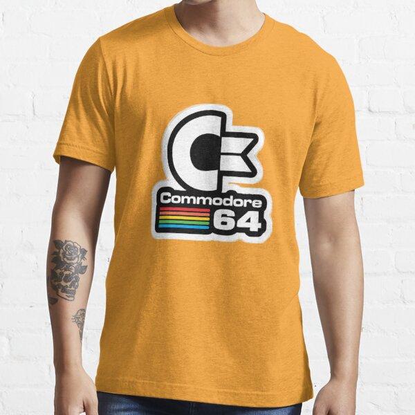 64 Commodore logo Essential T-Shirt