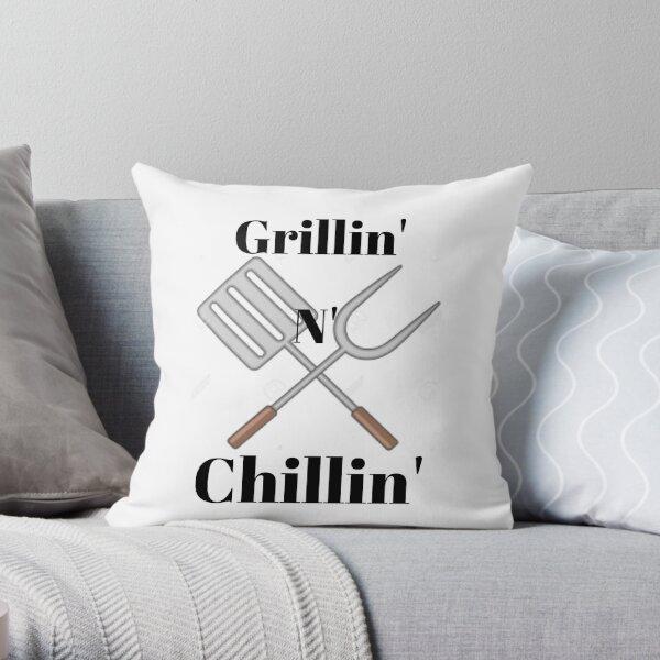 Grillin N Chillin Dekokissen