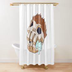 Muerte Colada Shower Curtain
