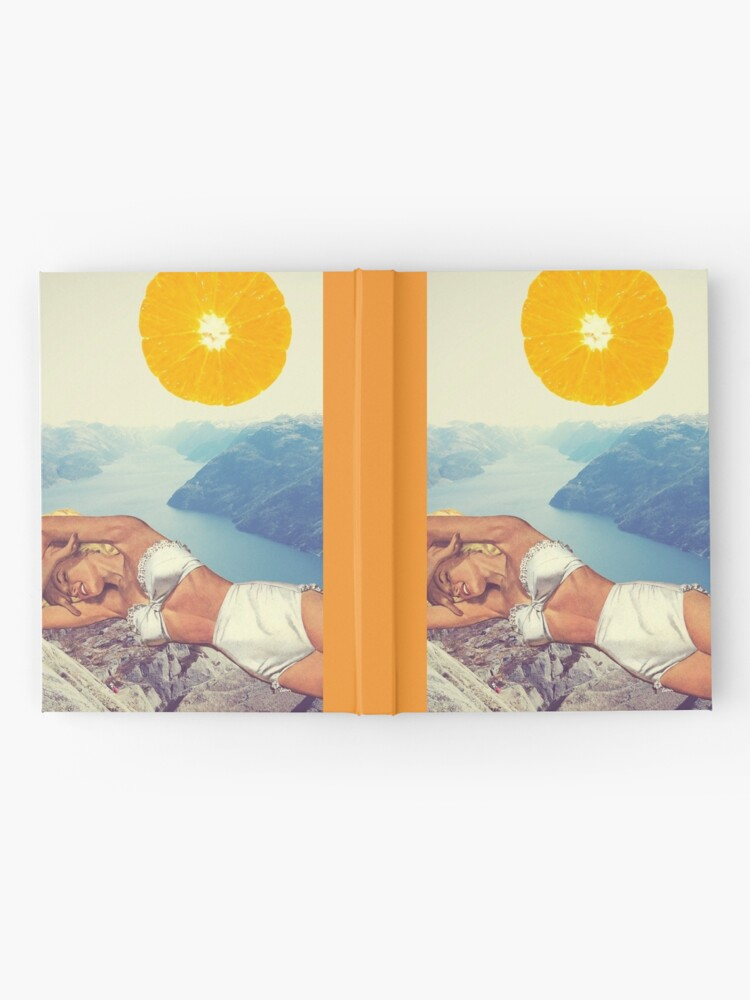Alternate view of Vitamin Hardcover Journal