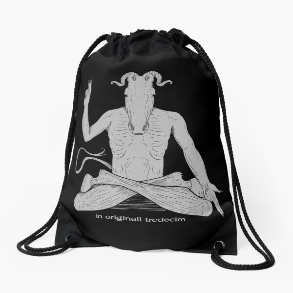 In Originali Tredecim Drawstring Bag