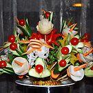 Vegetable Delight! by inglesina