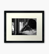 """10:08am"" Framed Print"