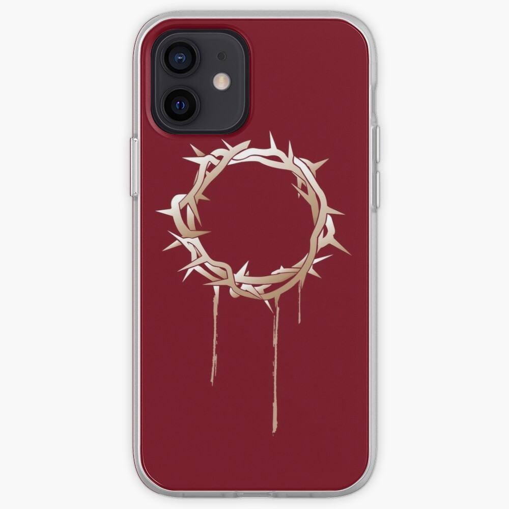 Crown of Thorns iPhone Case & Cover