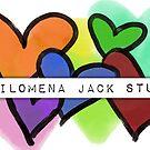 Filomena Jack Studio Hearts You  by Filomena Jack