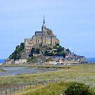 Mont-Saint-Michel, France... by eithnemythen
