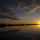 Saltpan Sunset by yeuxdechat