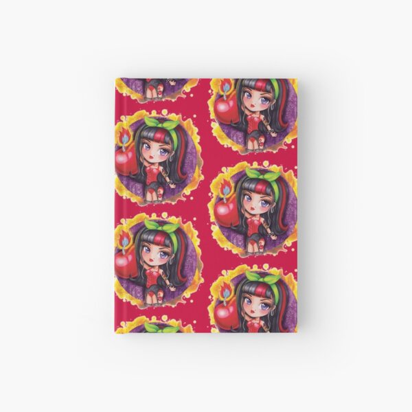 Cherry Bomb Sizzling Hardcover Journal
